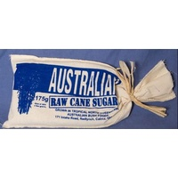 Australian Raw Cane Sugar - 175g Pack