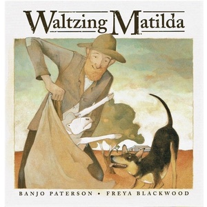 WALTZING MATILDA BOOK