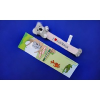 PLUSH KOALA BOOKMARK
