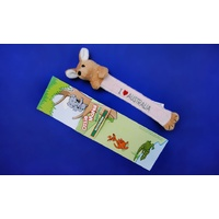 PLUSH KANGAROO BOOKMARK