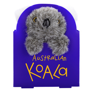 BUSH MATES PLUSH KOALA WITH HANDBAG