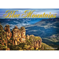 THE BLUE MOUNTAINS 2019 CALENDAR