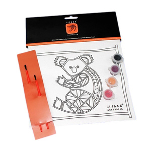 KOALA PAINT YOUR OWN CANVAS ART - JIJAKA AUSTRALIA
