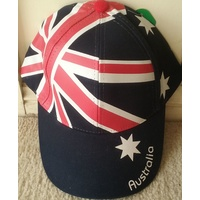 AUSTRALIAN FLAG DESIGN CAP NO. 2