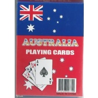 AUSTRALIAN FLAG DESIGN PLAYING CARDS PACK