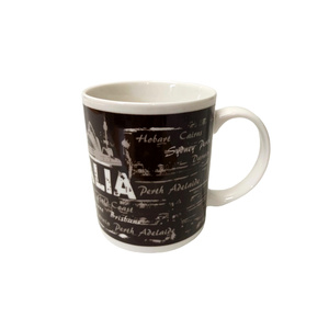 COFFEE MUG - AUSTRALIANA