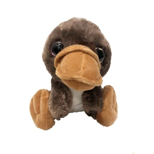 CUTE & CUDDLY PLATYPUS SOFT TOY