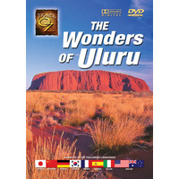 THE WONDERS OF ULURU DVD
