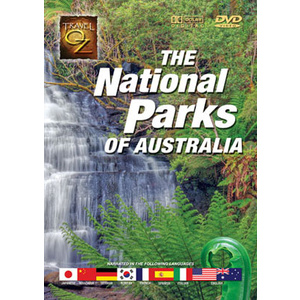 NATIONAL PARKS OF AUSTRALIA DVD