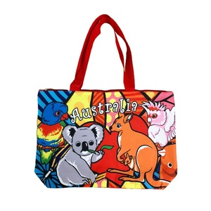 LARGE SHOPPING BAG - AUSTRALIAN WILDLIFE