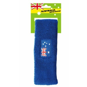 AUSTRALIAN FLAG DESIGN HEADBAND