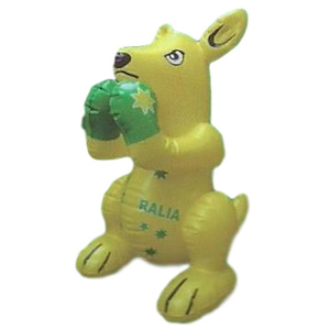 SMALL INFLATABLE BOXING KANGAROO