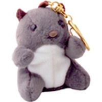 SOFT PLUSH WOMBAT KEY CHAIN