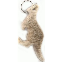 KANGAROO FUR KEY CHAIN