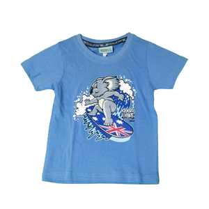 KIDS SURFING KOALA T-SHIRT