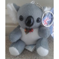SOFT PLUSH KOALA KEY CHAIN