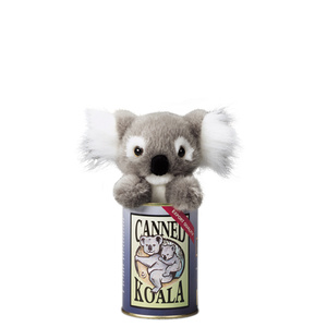PLUSH KOALA IN A CAN