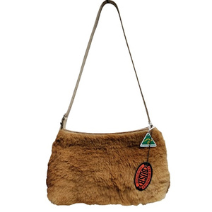 KANGAROO FUR HANDBAG NO.4