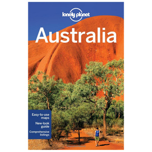 LONELY PLANET AUSTRALIA - 18TH EDITION