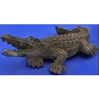 CROCODILE FRIDGE MAGNET