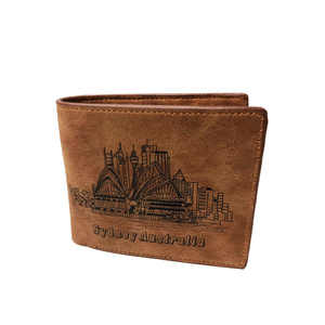 MENS WALLET - SYDNEY HARBOUR