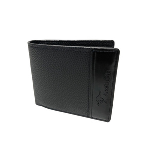 SIMPLE YET ELEGANT BLACK MENS WALLET