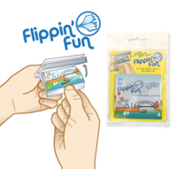 FLIPPIN' FUN SYDNEY HARBOUR FERRY ANIMATED NOTEPAD