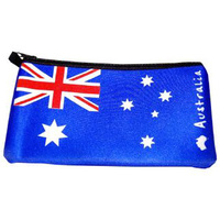 AUSTRALIAN FLAG DESIGN PENCIL CASE