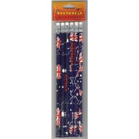 PACK OF 6 AUSTRALIAN DESIGN PENCILS