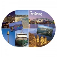 LARGE SYDNEY DESIGN PLACEMAT