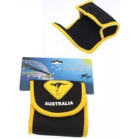 KANGAROO ROAD SIGN DESIGN COIN POUCH