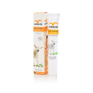 REBIRTH ANTI-WRINKLE EYE GEL WITH VITAMIN E - 30GM