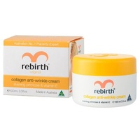 REBIRTH COLLAGEN ORIGINAL ANTI-WRINKLE CREAM WITH EVENING PRIMROSE & VITAMIN E - 100GM