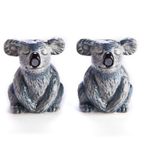 MAGNETIC KOALAS SALT & PEPPER SHAKERS