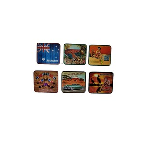 COASTER SET - AUSTRALIAN ICONS