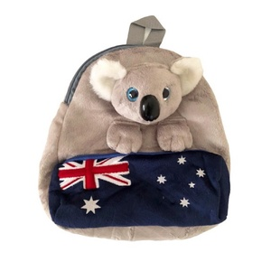 LARGE KOALA BACKPACK WITH PENCIL CASE