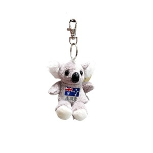 SOFT TOY KEYRING - KOALA WITH BACKPACK