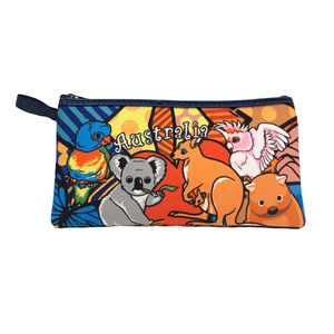 PENCIL CASE - AUSTRALIAN WILDLIFE