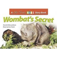 'WOMBAT'S SECRET' STORY BOOK