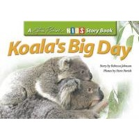 'KOALA'S BIG DAY' STORY BOOK