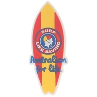 SURF LIFE SAVING SURFBOARD MAGNET
