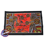 BUNABIRI ABORIGINAL ART DESIGN KITCHEN (TEA) TOWEL