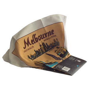 MELBOURNE DESIGN KITCHEN (TEA) TOWEL