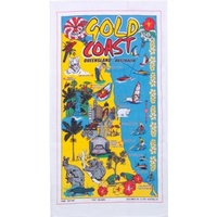 GOLD COAST DESIGN KITCHEN (TEA) TOWEL