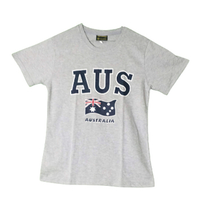 AUS - AUSTRALIAN FLAG DESIGN T-SHIRT