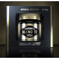 VEGEMITE BLEND 17 SPECIAL LIMITED EDITION - 150GM JAR IN GIFT BOX