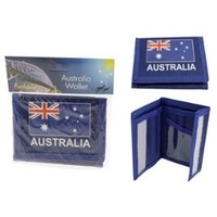 AUSTRALIAN FLAG DESIGN WALLET