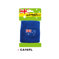 AUSSIE FLAG DESIGN WRISTBAND