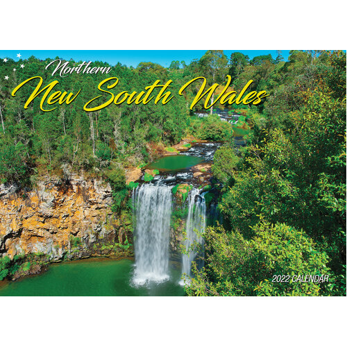 NORTHERN NEW SOUTH WALES 2021 CALENDAR