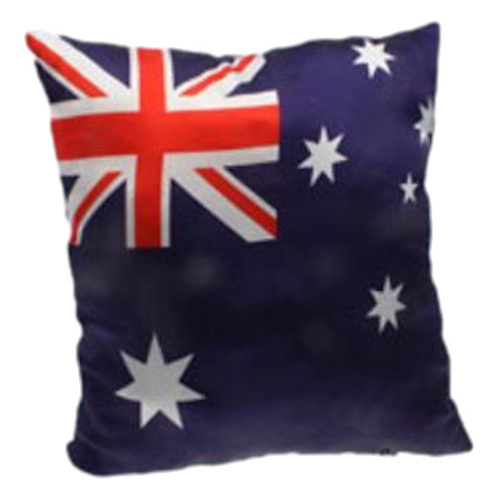 AUSTRALIAN FLAG DESIGN CUSHION